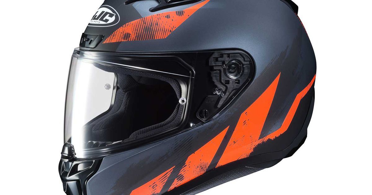 HJC i10 Helmet Review