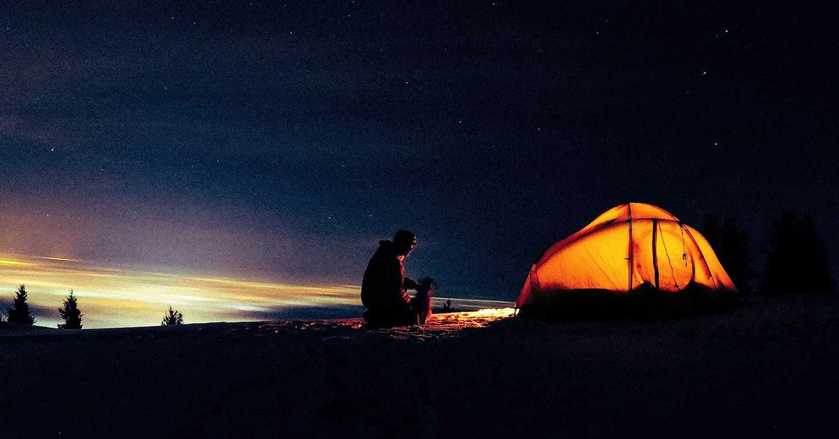 Motorcycle Camping Gear You'll Need For The Next Overnighter