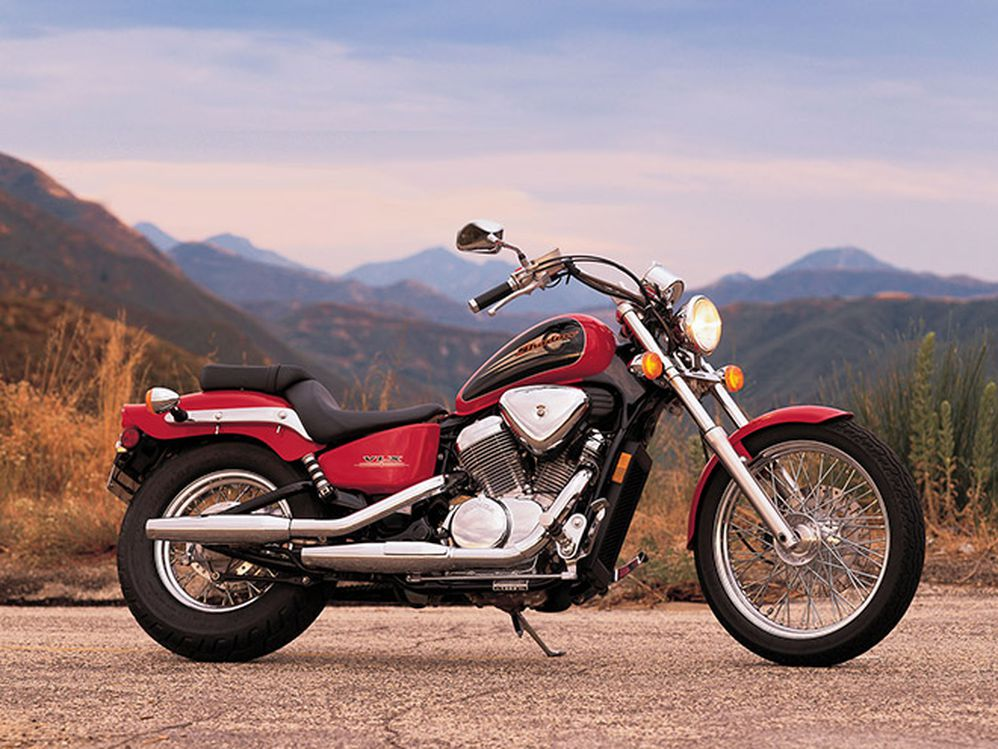 Retro Review of the 1999 Honda Shadow VLX Deluxe