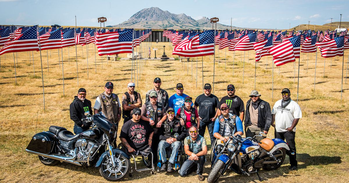 Indian To Sponsor Veterans Charity Ride To Sturgis