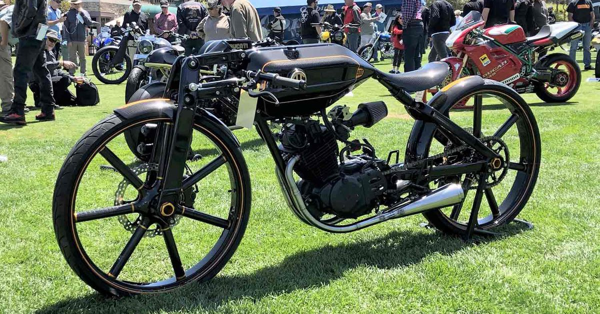 The Coolest Bikes Of The 11th Quail Motorcycle Gathering