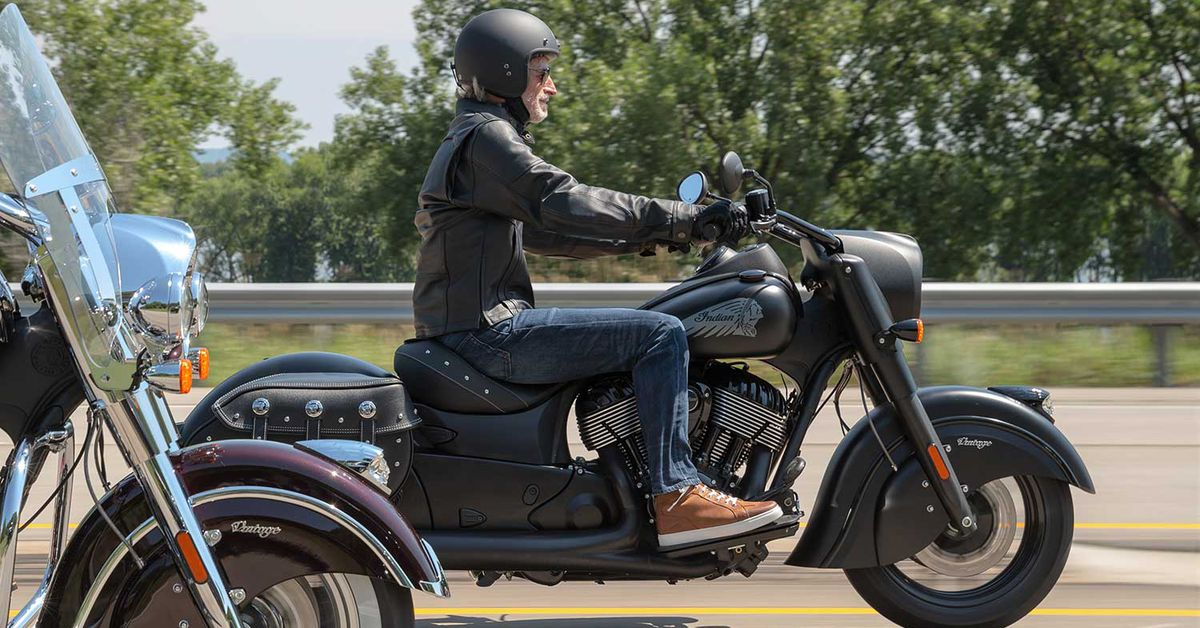 Indian Motorcycle Announces 2021 Lineup