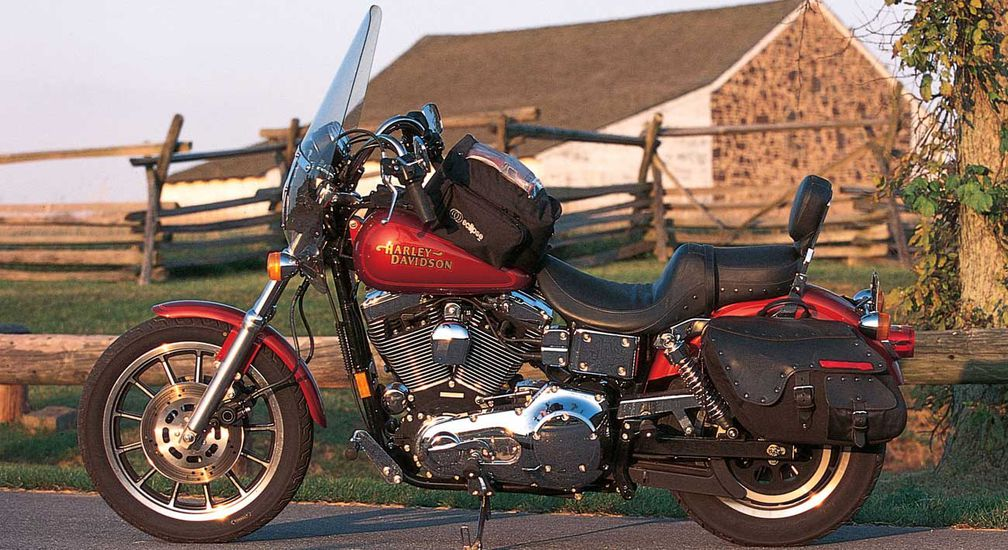 A Ride Aboard the 1999 Harley-Davidson FXDS Dyna Convertible