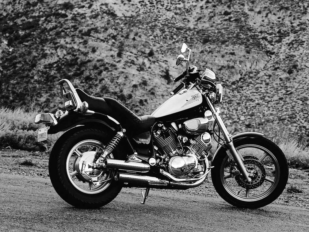 Looking Back on a Review of the 1997 Yamaha Virago 750 from our