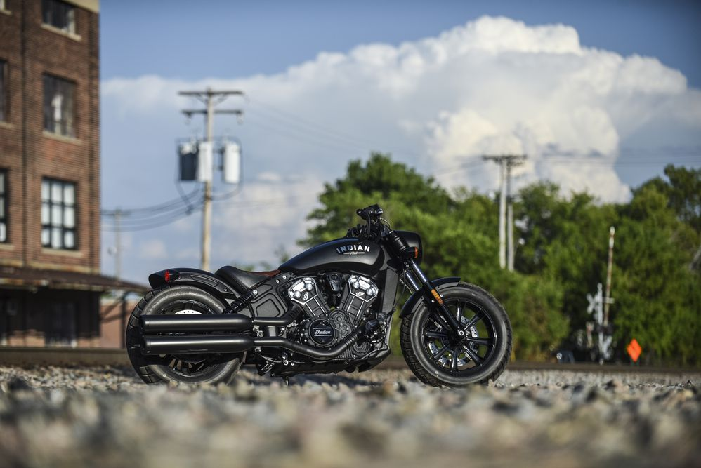 2018 Indian Scout Bobber: First Ride | Motorcycle Cruiser