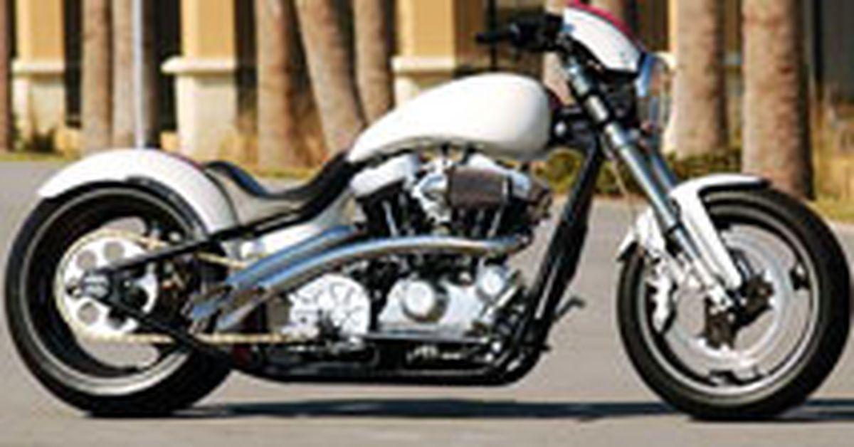 Custom Buell X-1 Cruiser: The Daytona Special   Motorcycle
