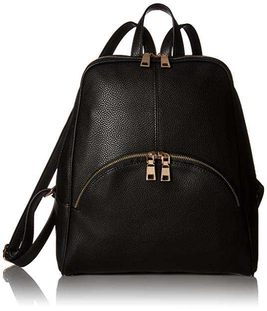 Keep your pockets empty, but still close at hand with this backpack by Scarleton.