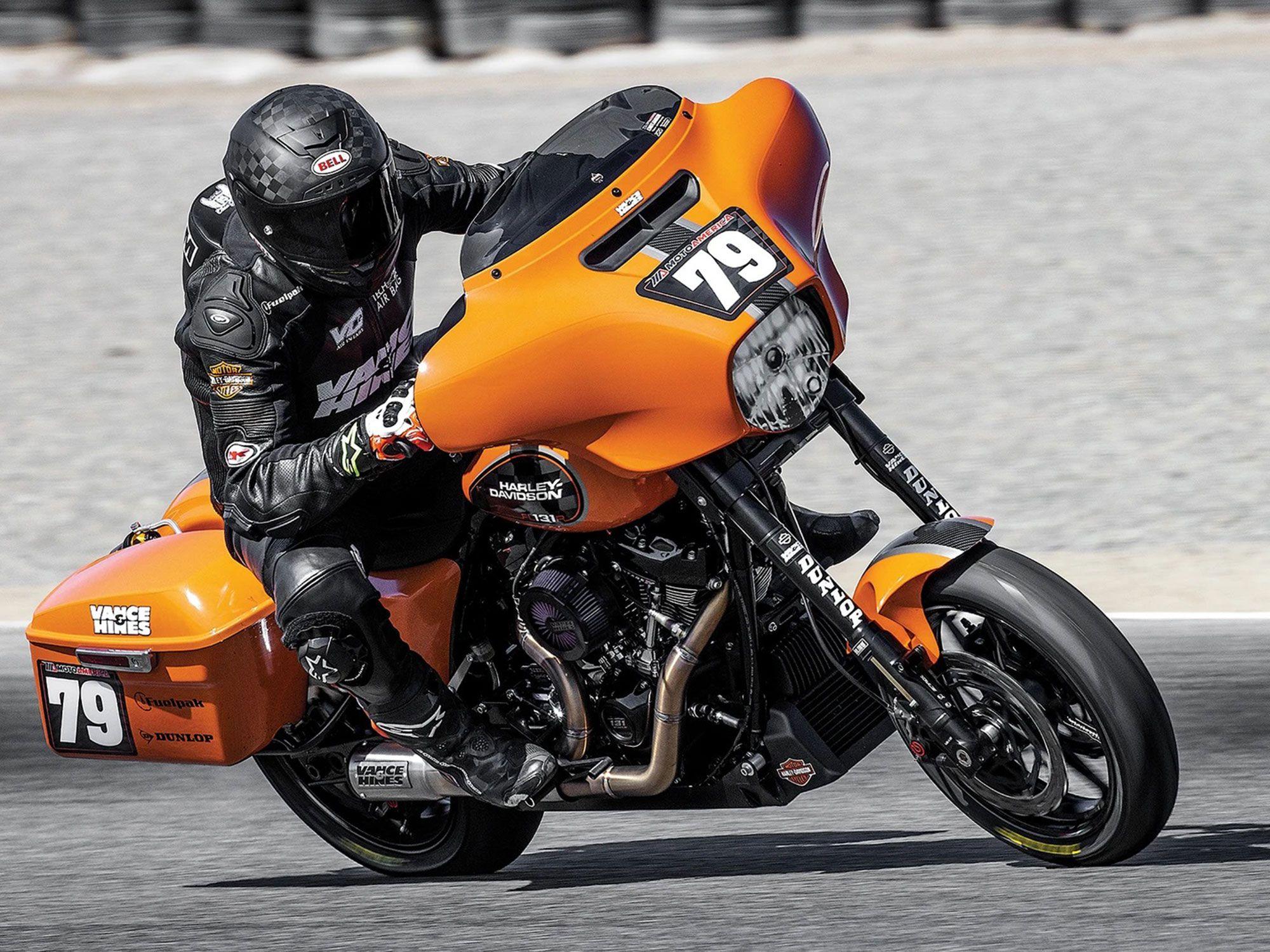 De tweede plaats van vorig jaar, Hayden Gillim zal in 2021 opnieuw de man achter de besturing van de Glide zijn.