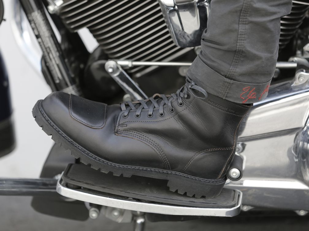 2861a0f9116 Wolverine Dylan Moto Boot Review | Motorcycle Cruiser