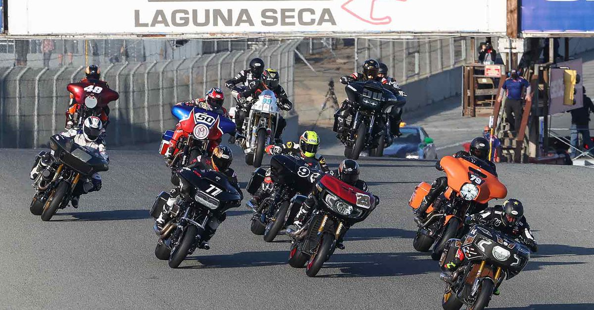 Who Won the King of the Baggers Race?