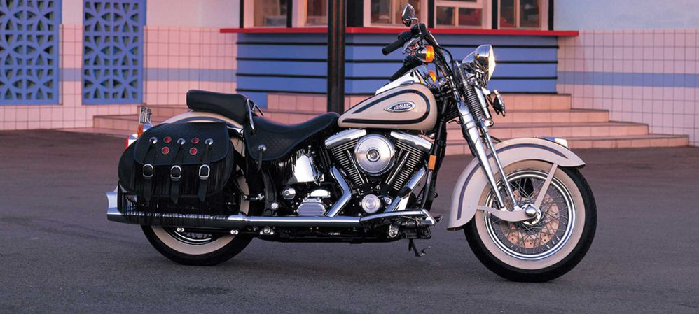 A Retro Review of the 1997 Harley-Davidson Heritage Springer