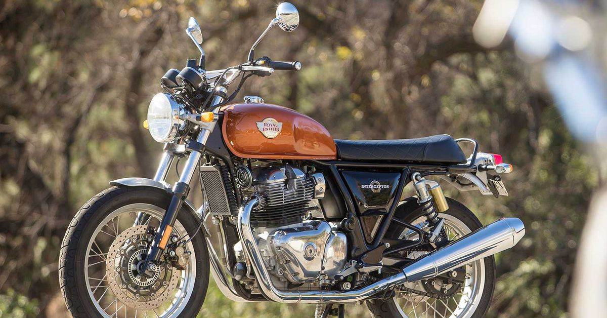 Cruiser's 2019 Bike of The Year, The Royal Enfield INT650