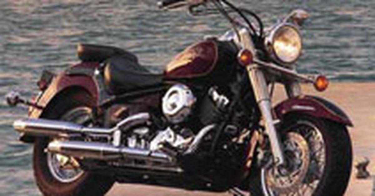Motorcycle Test: Yamaha V-Star 650 Classic | Motorcycle Cruiser