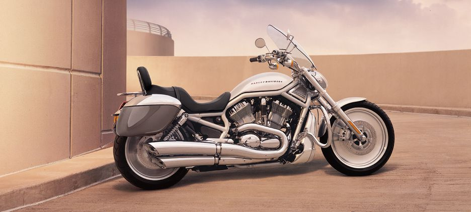2001 Harley-Davidson 1130cc VRSCA V-Rod Review—From The Archives