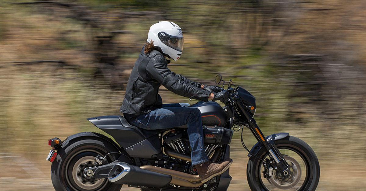 2019 Harley-Davidson FXDR 114 First Ride