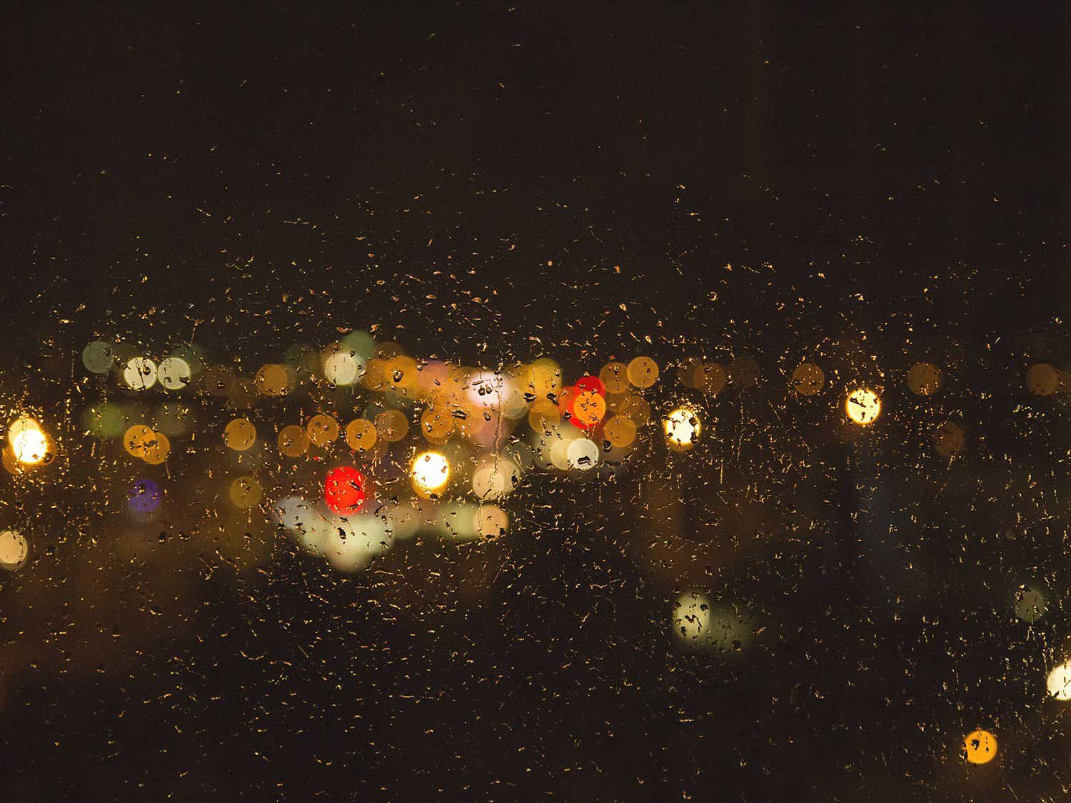 It's hard enough to make out objects when it rains, but when it's dark too, boost your safety with accessories that make you stand out.
