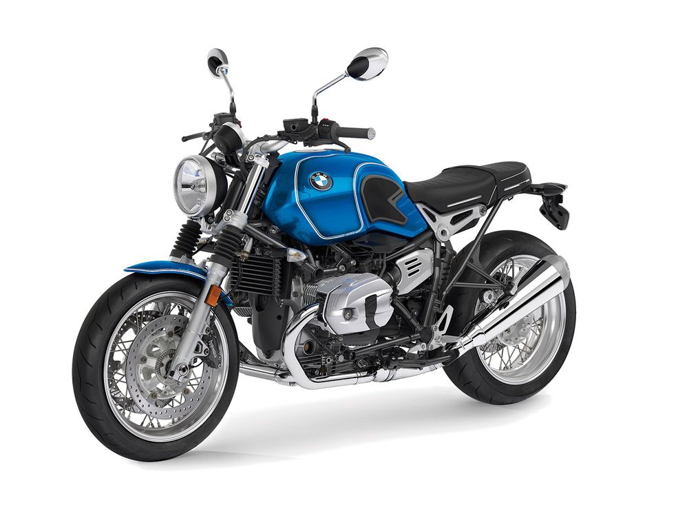 BMW Releases 50th Anniversary R nineT /5  | Motorcycle Cruiser