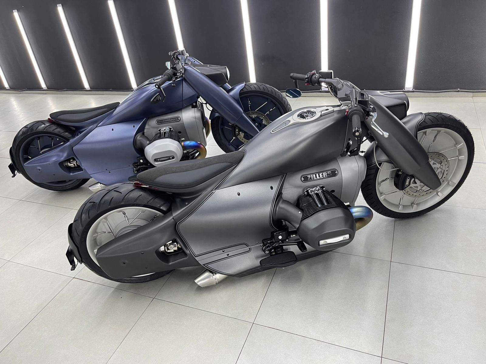 The Zillers R 18 is pretty unique. So unique, only 13 units will be released worldwide.