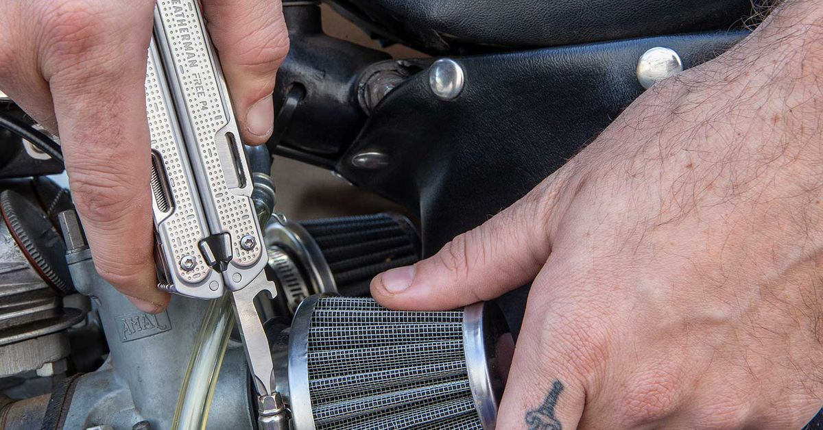 Updating The Classic Multi-Tool