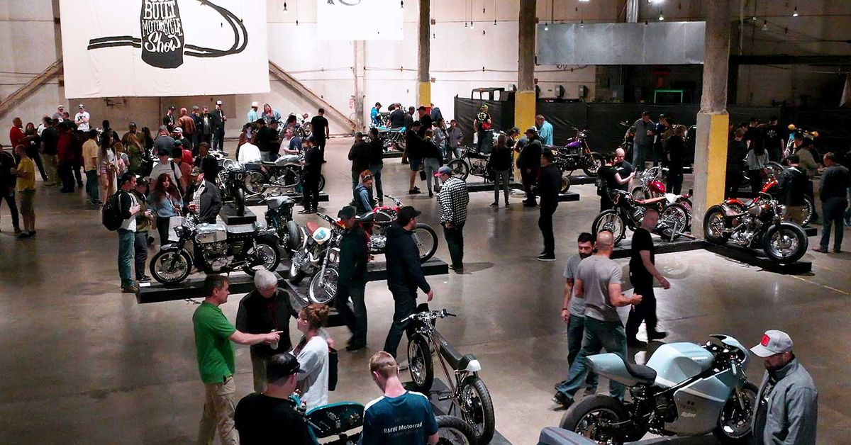 Texas And The Handbuilt Motorcycle Show
