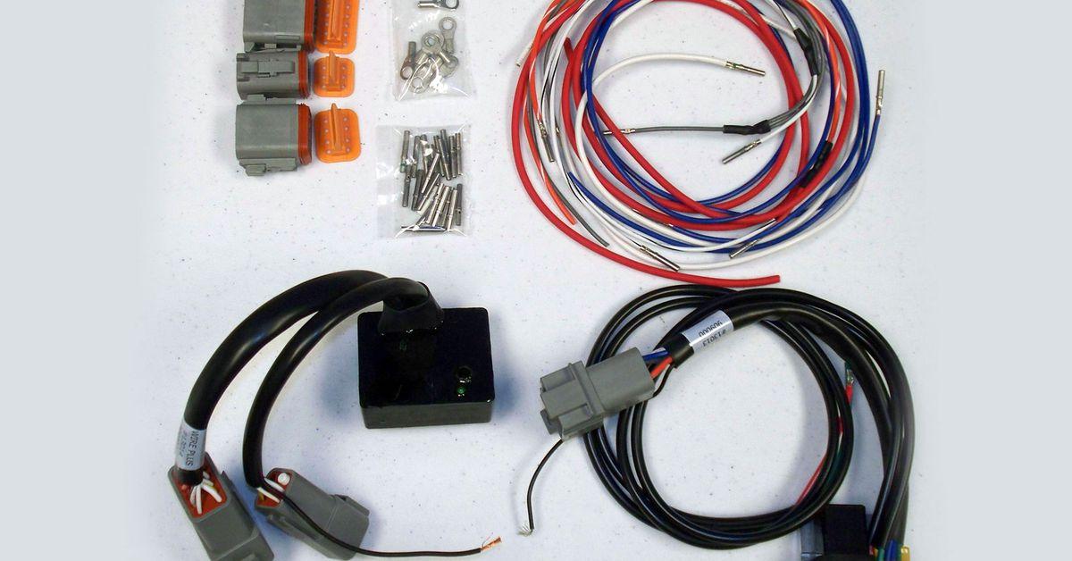 Wire Plus Introduces New Big Dog  U0026quot Hcm U0026quot  Retrofit Kit
