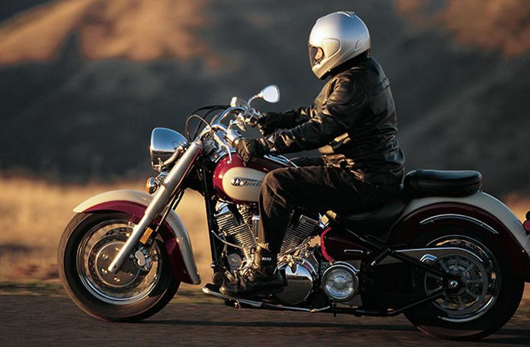 Retro Review of the 1999 Yamaha Road Star—From The Archives ... on