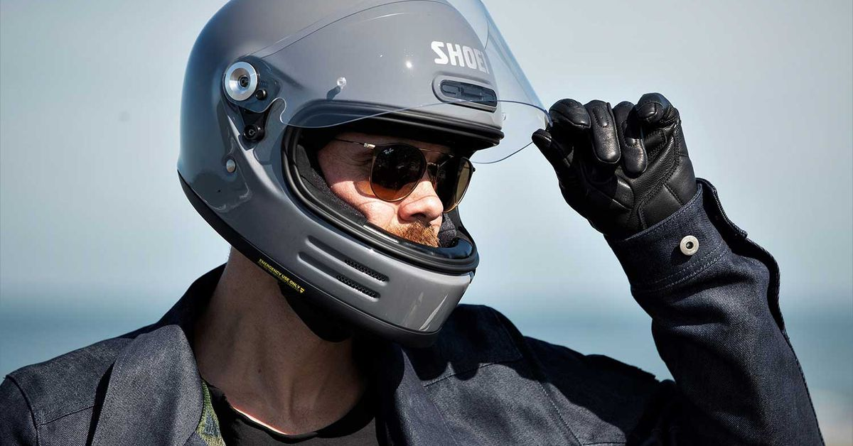 Shoei Unveils The New Glamster