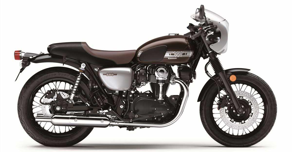 1968 Kawasaki W2SS