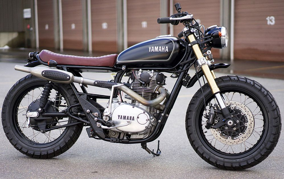 Montana's XS650   Motorcycle Cruiser
