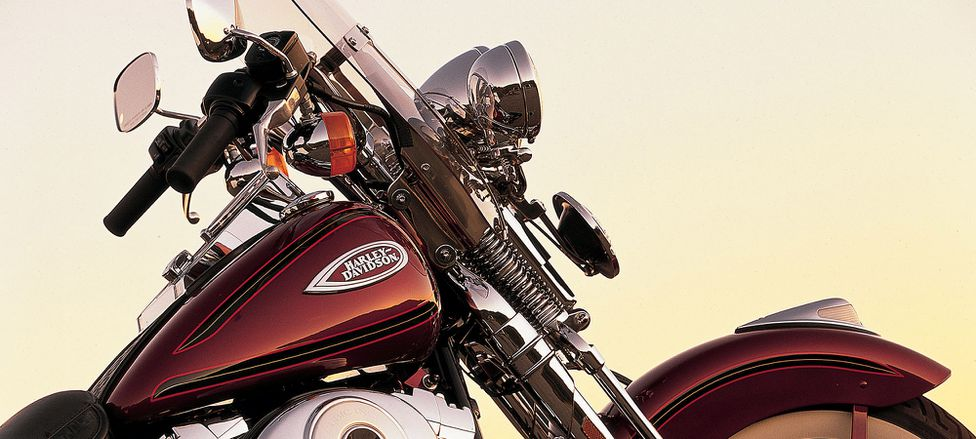 Retro Review of the 2000 Harley-Davidson Heritage Springer—From The
