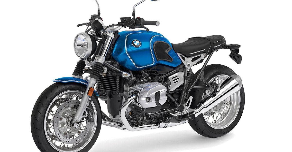 BMW Releases 50th Anniversary R nineT /5.
