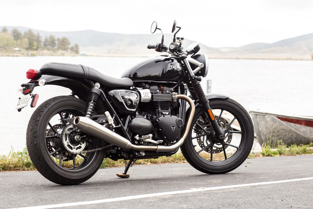 Triumph Street Twin Reviewed Motorcycle Cruiser