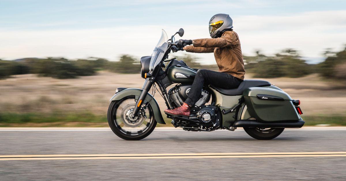 2020 Indian Springfield Dark Horse Long-Term Review