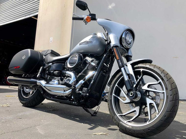 Remarkable Long Term 2019 Harley Davidson Sport Glide Wrap Up Caraccident5 Cool Chair Designs And Ideas Caraccident5Info
