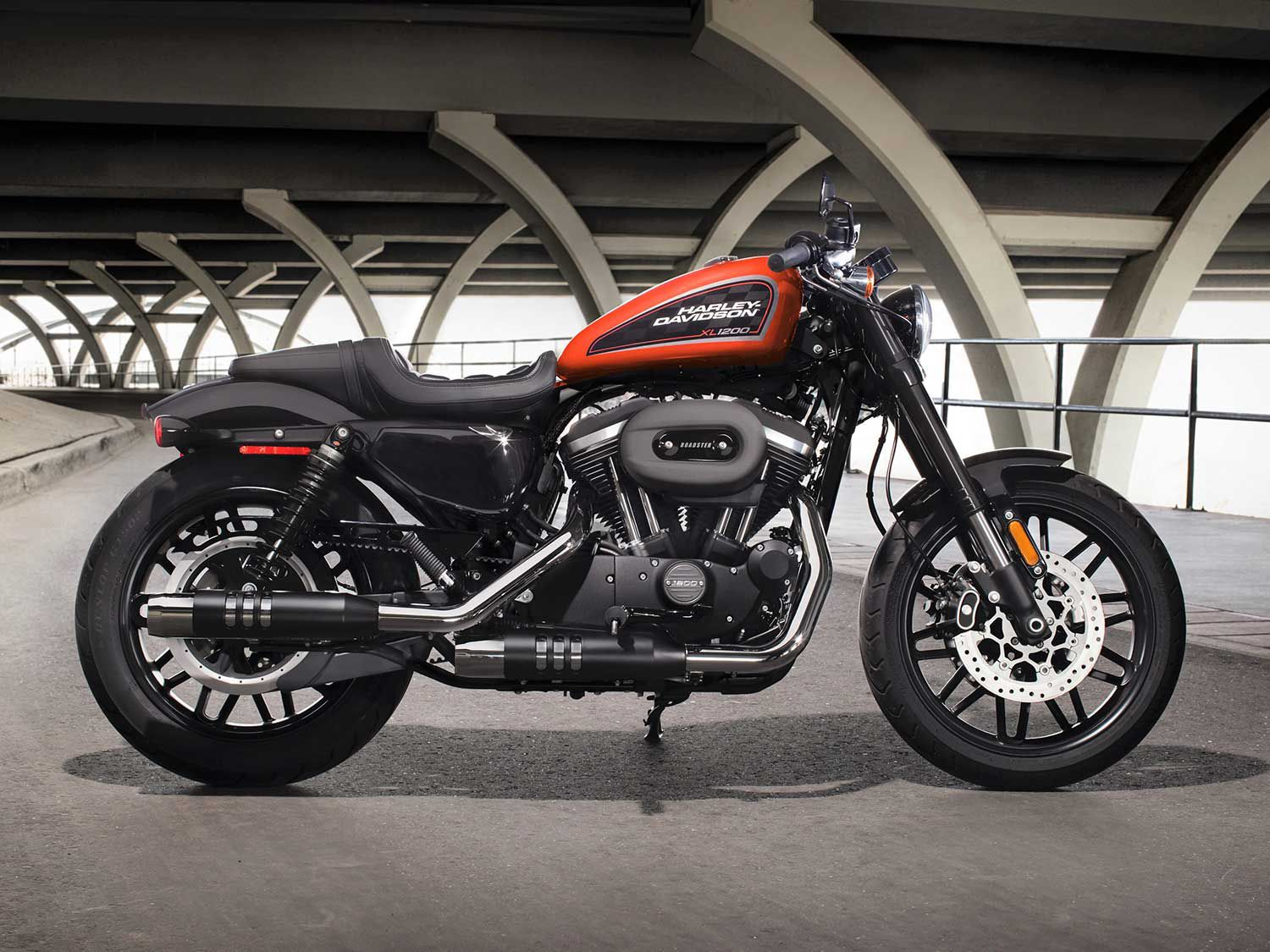 H-D?s sportiest Sportster, the Roadster, also didn?t make the cut for 2021, but three other Sportsters are left in the line (for now).