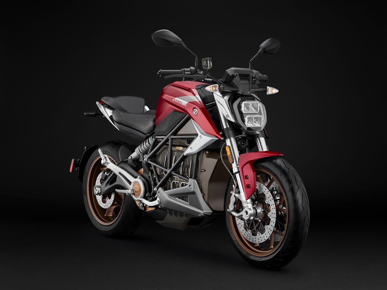 2020 Zero Motorcycles SR/F