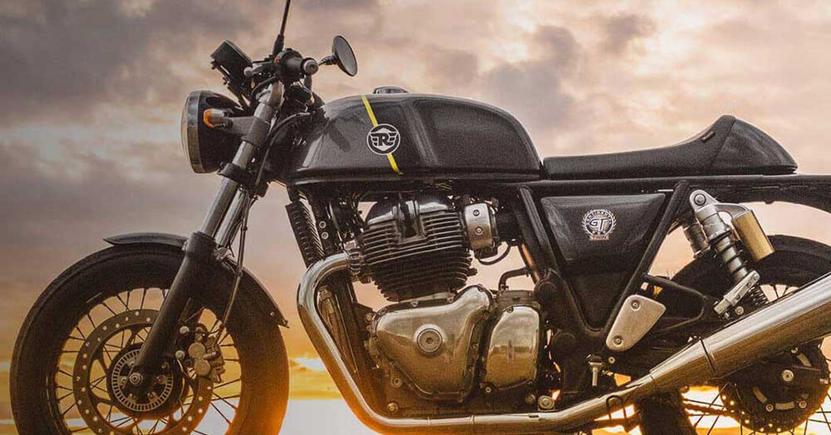 7 Production Cafe Racers For 2019