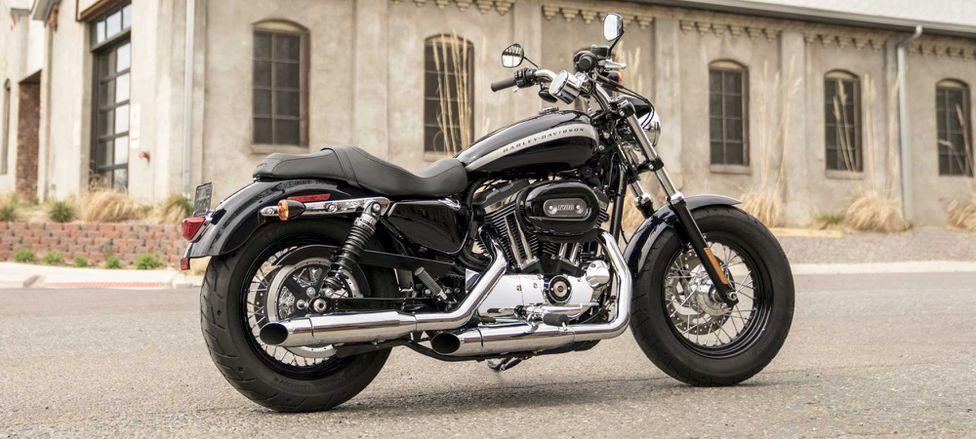 5 Things We'd Change On The Harley-Davidson Sportster 1200 Custom