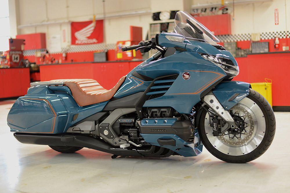 """The """"Cool Wing"""" was revealed on the first weekend of the 2019 Daytona Bike Week."""